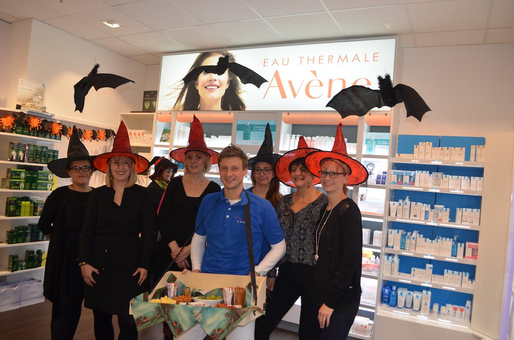 Halloween bei Beauty in the City